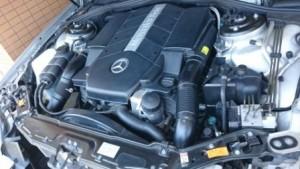 CL500エンジン